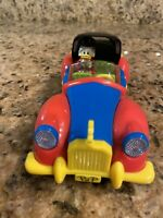 Walt Disney's Scrooge McDuck Limousine Limited Edition Topolino Italia No Driver