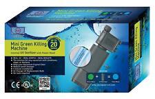 Fish R Fun 3w Mini Green Killing Machine Internal UV Tank Sterilizer Aquarium