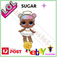 LOL SURPRISE DOLL SERIES 1 2 SUGAR  L.O.L DOLLS NEW NEVER USED