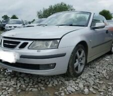 2004 SAAB 9-3 2.0 PETROL CONVERTIBLE  SILVER Breaking for Parts Spares Wheel Nut