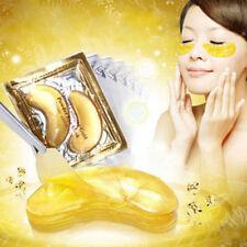 20pcs Golden Eye Mask Collagen Anti-Dark Circle Anti-Aging Makeup Beauty Care