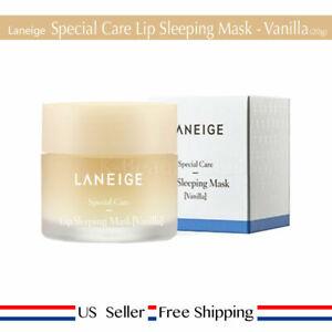 Laneige Lip Sleeping Mask 20g Vanilla FREE Shipping from US