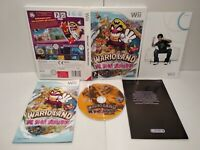 WARIO The shake Dimensions - Jeu WII - PAL français - Comme neuf - Complet