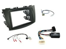 Connects2 CTKSZ02 Suzuki Swift 2011 on Double Din Stereo Fitting Kit