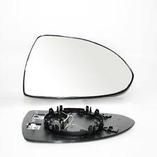 Lato Destro Specchietto Laterale Riscaldato & Base Vetro Per Opel Corsa D 06