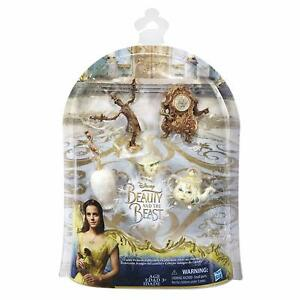 Disney, Beauty And The Beast, Castle Friends Collection, New!