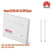 huawei b315 LTE CPE b315s-607 portable wifi 4g router 4g wifi CPE Wireless