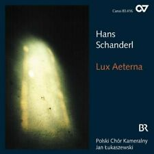 Lux Aeterna and Other Choral Works CD NEW