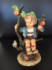 New ListingHummel figurine, Apple Tree Boy, Us Zone Germany