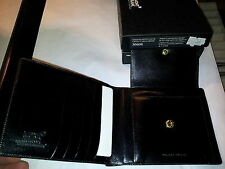 PORTACARTE DI CREDITO CREDIT CARD CARRIER MONTBLANC MONT BLANC BLACK B