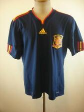 Mens sz L adidas 2010 2011 Spain National Team Away World Cup Jersey Martinez 17
