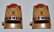 142639 Cuerpo Buffalo Bill 2u playmobil,body,oeste,western,explorador,explorer