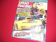 Drag Racing magazine Feb '91 Butch Leal California Flash southeast gassers strip