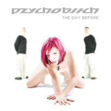 Pzychobitch The Day Before CD 2003 Pzycho Bitch