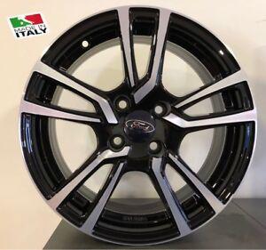 """Cerchi in lega Ford Fiesta Fusion B-Max Ecosport da 16"""" NUOVI, OFFERTA, SUPER"""