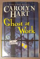 Bailey Ruth Raeburn: Ghost at Work Bk. 1 by Carolyn Hart Signed 1st/1st (2008HC)