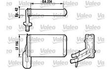 VALEO Radiador de calefacción para VW GOLF SEAT IBIZA TOLEDO AUDI A3 812031