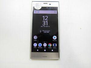 Sony Xperia XZ F8331 GSM Unlocked 32GB Check IMEI Poor Condition AD-B672