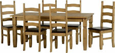 Kitchen Rectangular Table & Chair Sets with 6 Seats