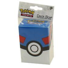 Pokemon Card Supplies - Deck Box - GREAT BALL - New