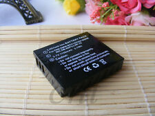 Battery for PANASONIC CGA-S005 CGAS005 Lumix DMC-FX50 DMC-FX100 DMC-FX3 DMC-LX2