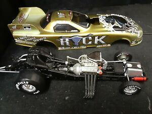Mac Tools Jerry Toliver WWF / The Rock 2000 Camaro 1/24 Funny Car 1 of 3000