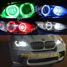 2x H8 CREE LED Angel Eye Halo Ring Light No Error BMW E92 328i 335i E93 E89 Z4