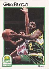 1991-92 Hoops Gary Payton