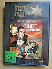 +++   HELD DER PRÄRIE  +  GARY COOPER  +  DVD   +   SEHR GUT   +++