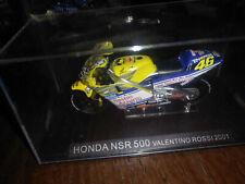 Moto 1/24  HONDA NSR 500 Valentino Rossi 2001