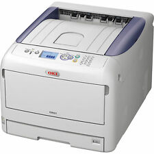 Oki C831dn A3 Duplex USB Network LED Colour Laser Printer C831 831  44705905dn