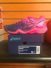 Asics Gel Resolution 7 Womens Tennis Shoe Size 6