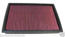 KN AIR FILTER (33-2653-2) FOR OPEL ASTRA F 2.0 1991 - 1998