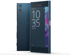 DOCOMO SONY SO-01J  BLUE XPERIA XZ ANDROID PHONE SMARTPHONE UNLOCKED JAPAN NEW