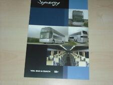 22874) VDL Synergy Bus Prospekt 2007