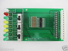 ONITY Senercomm Rear Monitor board for SensorStat DDC Thermostats