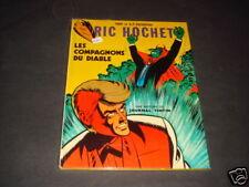Ric Hochet : Les Compagnons du Diable Ed Originale
