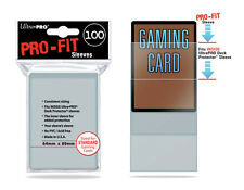 300 Ultra Pro-Fit Perfect Inner Pokemon MTG Standard Card Soft Sleeve Deck 82712