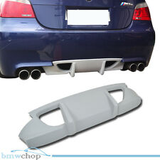 BMW 5-series E60 M5 Sedan DTO-Type Rear Diffuser 06-10