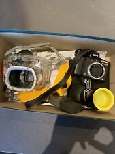 Canon Power Shot G7 10MP Digital Camera Great Condition with Waterproof Case