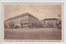AK Wiesbaden, Hotel u. Kurhaus Vier Jahreszeiten, 1922