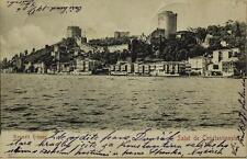 Deutsche Post Türkei Bildpostkarte Constantinopel - Polnisch Ostrau#f99c