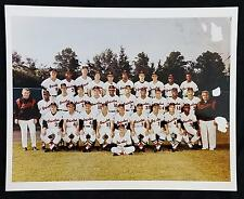 (4) Morton Tadder ORIGINAL Baltimore Orioles Team Photos: 1969 1984 1985 1986