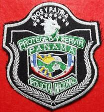Panama Panamanian National Police Force Patch Badge Emblem Insignia
