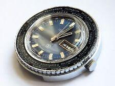 Vintage Raketa (Ракета) USSR World Time Zones Mechanical Watch. Runs Perfectly.