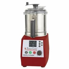 More details for robot coupe 43001r robot cook cutter mixer in red with digital control panel