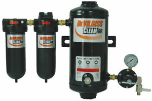 DEVILBISS DAD-500 DESICCANT AIR DRYING SYSTEM