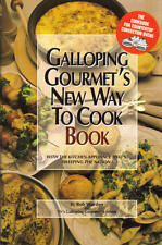 Galloping Gourmets new way to cook book: With the kitchen appliance thats swee