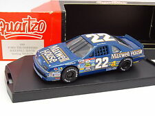 Quartzo Nascar 1/43 - Ford Thunderbird Maxwell House Marlin