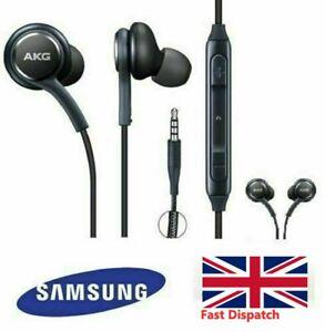 AKG Samsung S6,S7,S8,S9 A10 A20 Series 3.5mm Headphones EarPhone Handsfree